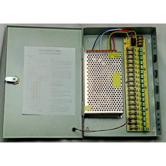 SILICON POWER SUPPLY CENTRAL RS-1218-20A NEW