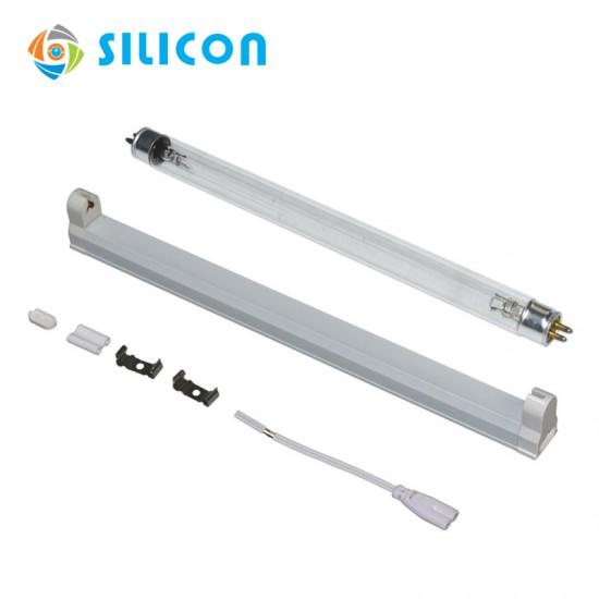 UV Sterilizer Lamp T5 Tube LED UV C Germicidal Lamp 8W Silicon SUV-LED08