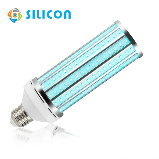 UV Sterilizer Lamp E26/E27 Lights Bulb LED UV C Germicidal Lamp 60W Silicon SUV-LED60