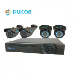SILICON DVR KIT AHD RS-930304-30DE