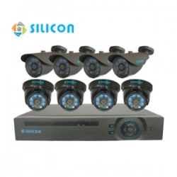 SILICON DVR KIT AHD RS-930308-30DE
