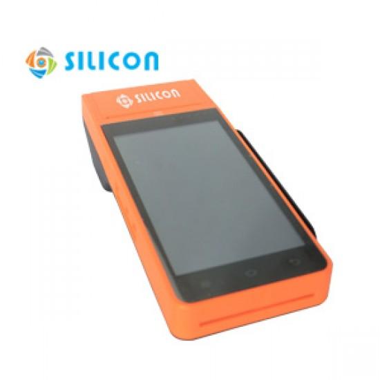 SILICON Handheld POS Therminal SP-601