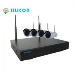 SILICON NVR KIT RS-633310-4