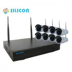 SILICON NVR KIT RS-633310-8