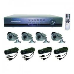 SILICON DVR KIT VG-H7404 QK/GK/AK