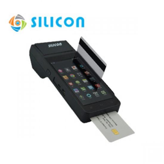 SILICON Handheld POS Therminal Z90