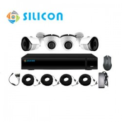 SILICON DVR KIT AHD RS-950304-50DE