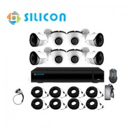 SILICON DVR KIT AHD RS-950308-50DE