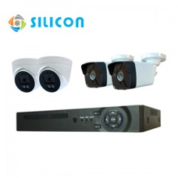 Silicon DVR Kit AHD RS-930304-50EF