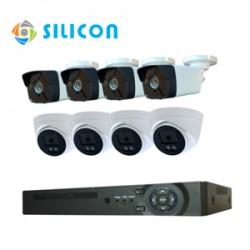 Silicon DVR Kit AHD RS-930308-50EF