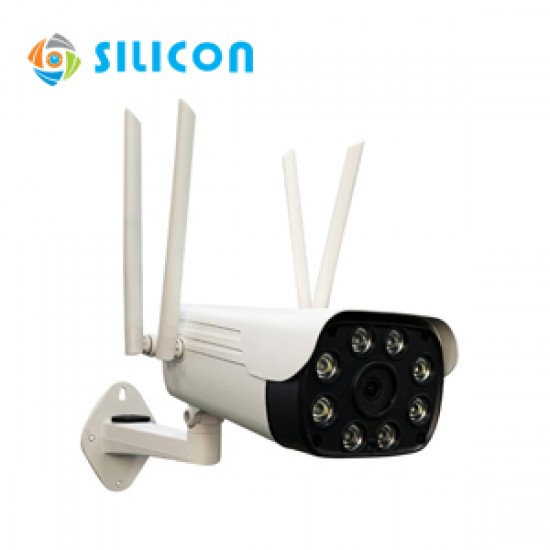 Silicon IP Camera RS-L15-F