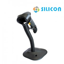 SILICON BARCODE SCANNER LS-2208