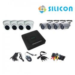 Paket Si Cam 2 (8 Channel Silicon)