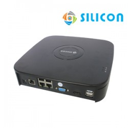 SILICON NVR CK-PA9104 POE