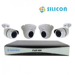 SILICON DVR KIT RS-233302B