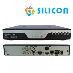 SILICON AHD DVR 6104MLR-1