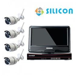 Silicon Wireless NVR Kit PCNVR