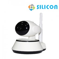 SILICON IP CAMERA RS100S-ZCMB