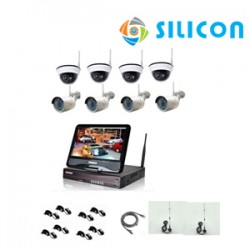 Silicon Wireless NVR Kit RS-930308-AP