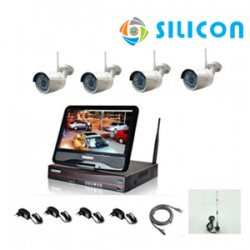 Silicon Wireless NVR Kit RS-930304-AE