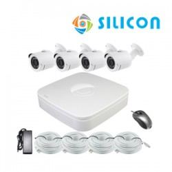 SILICON NVR KIT PA9104RH20