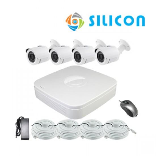SILICON NVR KIT PA9104RH20