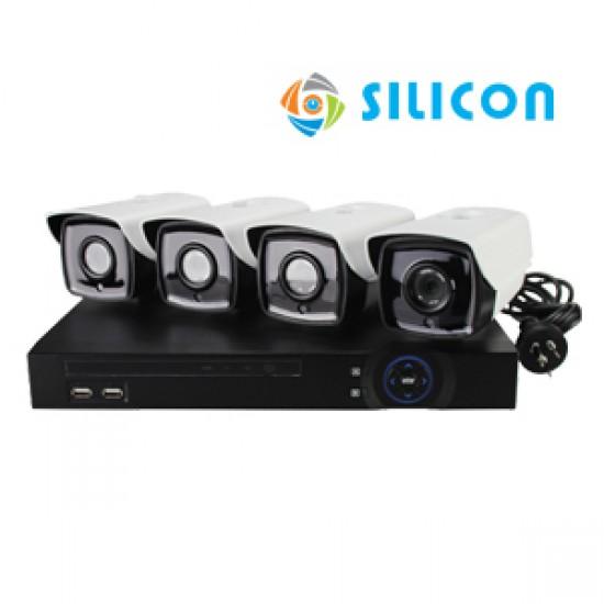 SILICON PLC NVR KIT CK1214X1