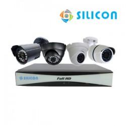 SILICON DVR KIT RS-233302C