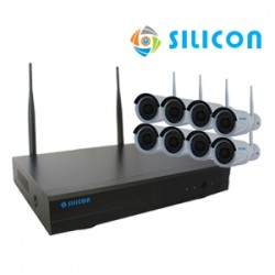 SILICON NVR KIT RS-630308-AE