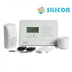 SILICON ALARM GSM YL-007M2E (WIRELESS SYSTEM)