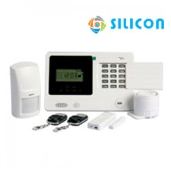 SILICON ALARM GSM YL-007M2K (WIRELESS SYSTEM)