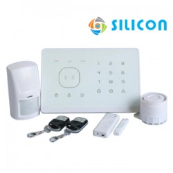 SILICON ALARM GSM YL-007M2G