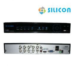 SILICON DVR RS-9708BH (WITH TOUCH PANEL)