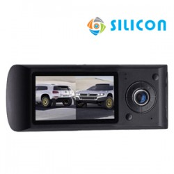 SILICON CAR DVR X-3000
