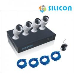 SILICON NVR KIT RS-904IP-CW10IP