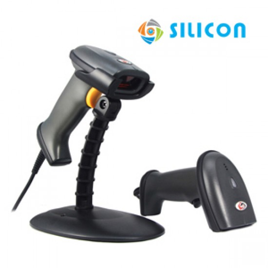 SILICON BARCODE SCANNER XL-626A