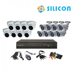 SILICON DVR KIT DK-003