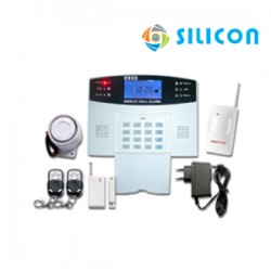 SILICON ALARM GSM YL-007M2B (WIRELESS SYSTEM)
