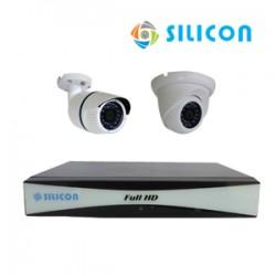 SILICON DVR KIT RS-233302A