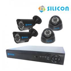 SILICON DVR KIT AHD 4AKIT-003A20