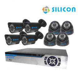 SILICON DVR KIT AHD 8AKIT-011W20