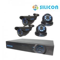 SILICON DVR KIT AHD RS-930304-20DE
