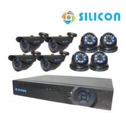 SILICON DVR KIT AHD RS-930308-20DE