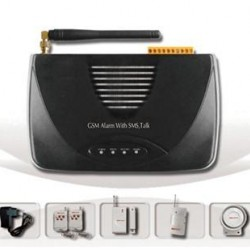 SILICON ALARM GSM YL-007M3D (WIRELESS SYSTEM)